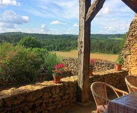 Holiday house in Saint-Amand-de-Vergt, in Dordogne-Limousin.