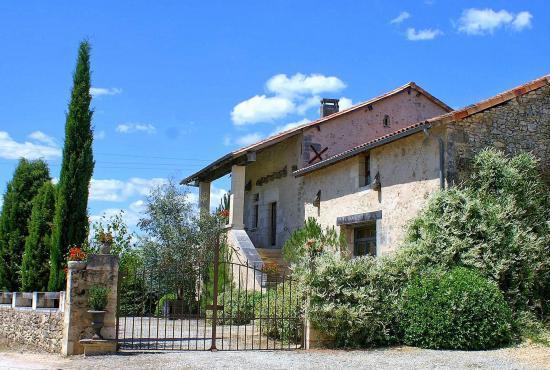 Vakantiehuis in La Chapelle-Faucher, Dordogne-Limousin -