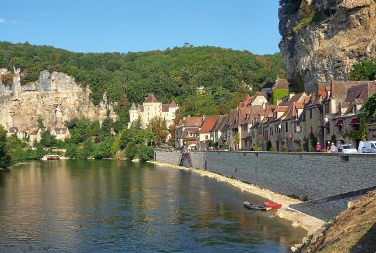 Vakantiehuis in Salviac, Dordogne-Limousin - La Roque-Gageac
