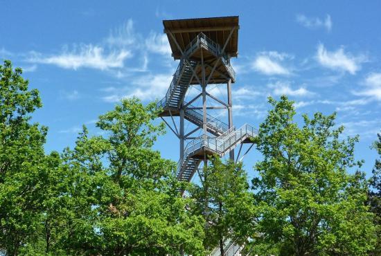 Vakantiehuis in Salviac, Dordogne-Limousin - Uitkijktoren op 2 km
