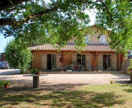 Ferienhaus in Lamonzie-Saint-Martin, in Dordogne-Limousin.