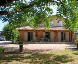 Casa vacanze in Lamonzie-Saint-Martin, in Dordogne-Limousin.