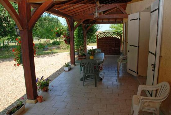 Holiday house in Lamonzie-Saint-Martin, Dordogne-Limousin -