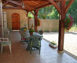 Holiday house in Lamonzie-Saint-Martin, in Dordogne-Limousin.