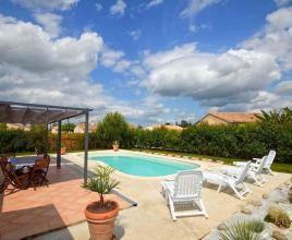 Casa vacanze con piscina in Bergerac, in Dordogne-Limousin.