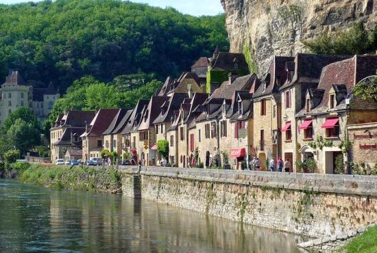 Location de vacances en Groléjac, Dordogne-Limousin - La Roque-Gageac
