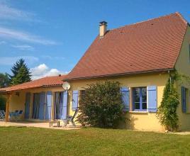 Ferienhaus in Cazoulès, in Dordogne-Limousin.