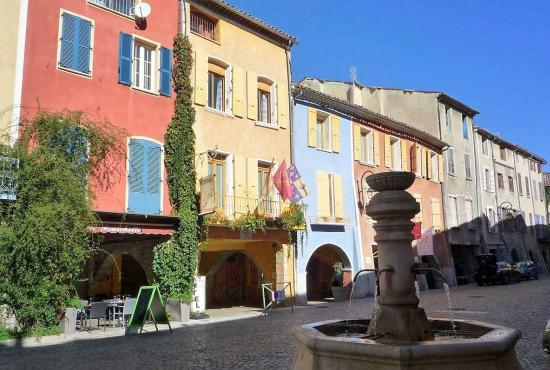 Ferienhaus in  La Roche-sur-le-Buis, Provence-Côte d'Azur - Buis-les-Baronnies