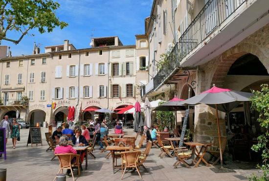 Ferienhaus in  La Roche-sur-le-Buis, Provence-Côte d'Azur - Nyons