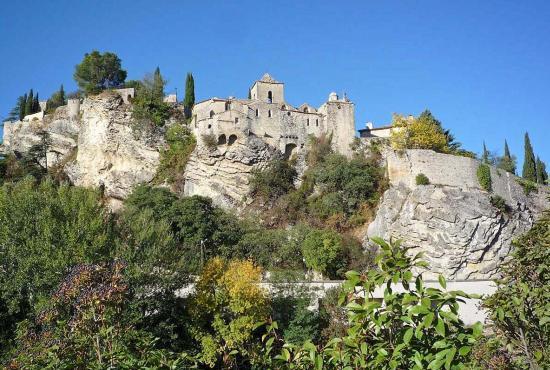 Ferienhaus in  La Roche-sur-le-Buis, Provence-Côte d'Azur - Vaison-la-Romaine