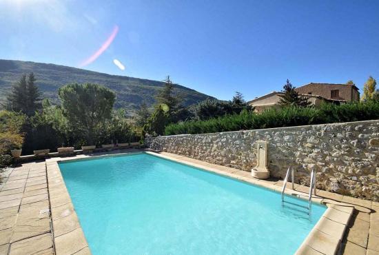 Ferienhaus in  La Roche-sur-le-Buis, Provence-Côte d'Azur -