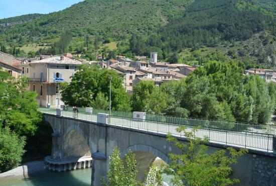 Ferienhaus in Die, Provence-Côte d'Azur - Saillans