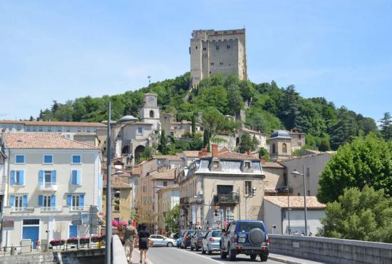 Ferienhaus in Die, Provence-Côte d'Azur - Crest