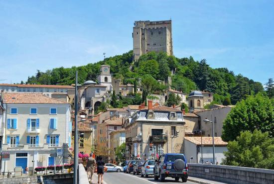 Vakantiehuis in Soyans, Provence-Côte d'Azur - Crest