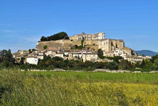Vakantiehuis in Soyans, Provence-Côte d'Azur - Grignan