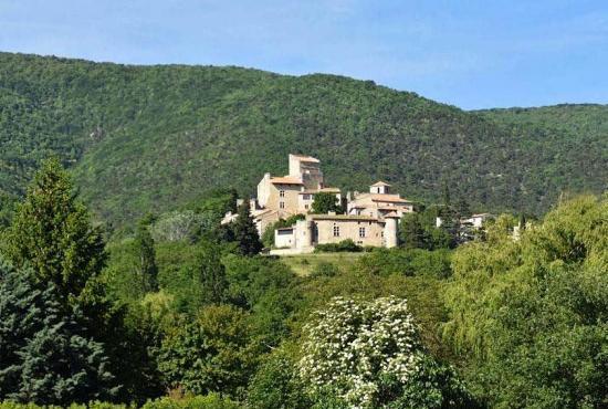 Ferienhaus in  Cléon-d'Andran, Provence-Côte d'Azur - Le Poët-Laval