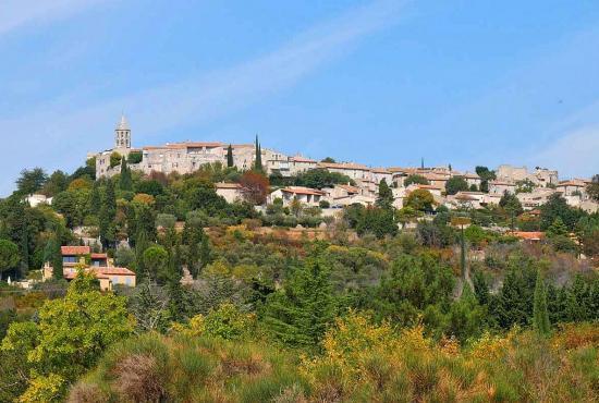 Vakantiehuis in Montboucher-sur-Jabron, Provence-Côte d'Azur - La Garde-Adhémar