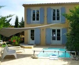 Vakantiehuis in Nyons met zwembad, in Provence-Côte d'Azur.