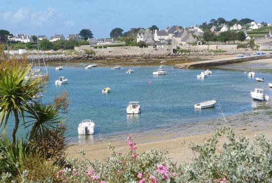 Location de vacances en Moguériec, Bretagne - Ile de Batz