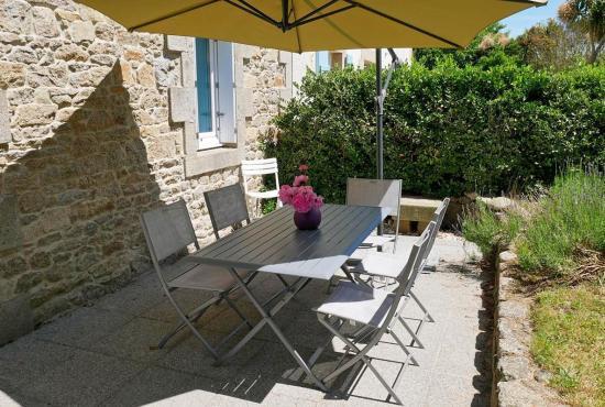 Location de vacances en Moguériec, Bretagne -