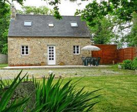 Holiday house in Plouguerneau near the sea, in Brittany.
