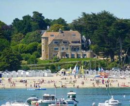 Vakantiehuis in Port-Manech aan zee, in Bretagne.