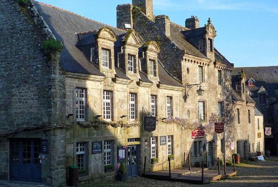Vakantiehuis in Telgruc-sur-Mer, Bretagne - Locronan