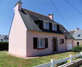 Vakantiehuis in Penmarch aan zee, in Bretagne.