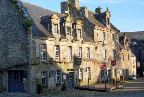 Vakantiehuis in Saint-Nic, Bretagne - Locronan