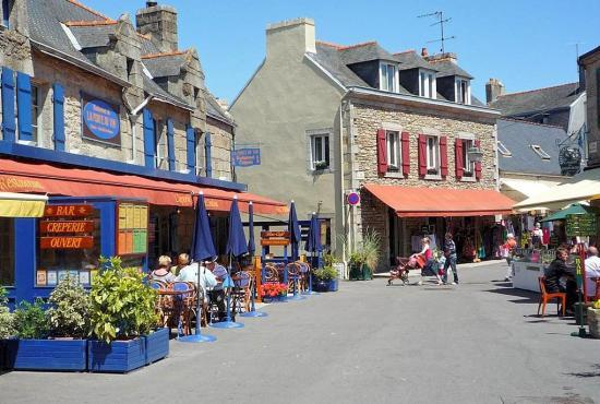 Holiday house in Fouesnant, Brittany - Concarneau