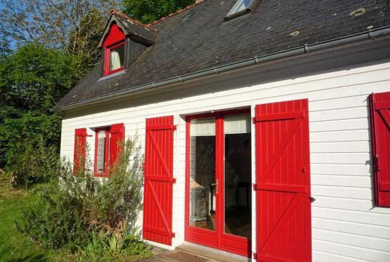 Holiday house in Fouesnant, Brittany -