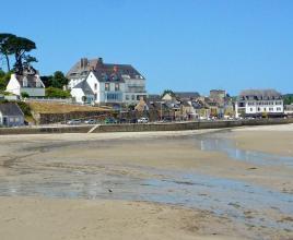 Casa vacanze al mare in Plomodiern, in Bretagne.