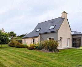 Vakantiehuis in Plomodiern aan zee, in Bretagne.