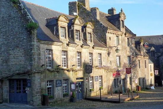 Vakantiehuis in Plomodiern, Bretagne - Locronan