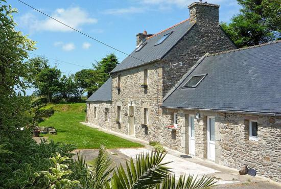Holiday house in Plouzané, Brittany -