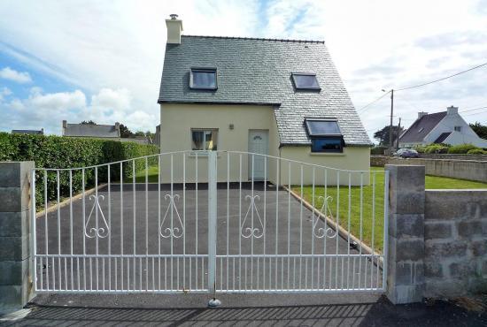 Ferienhaus in  Portsall, Bretagne -