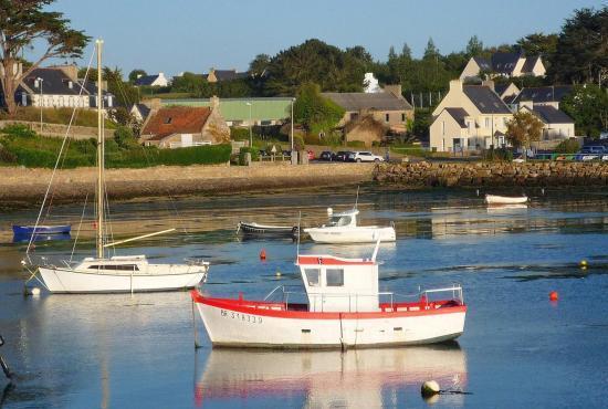 Ferienhaus in  Portsall, Bretagne - Portsall