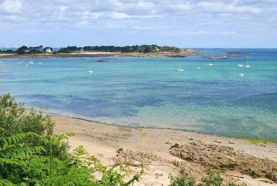 Vakantiehuis in Carantec, Bretagne - Ile Callot