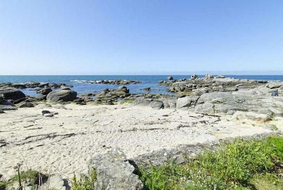 Holiday house in Trégunc, Brittany - Beach at 3 km