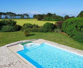Vakantiehuis in Trégunc met zwembad, in Bretagne.
