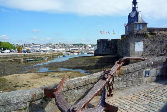 Holiday house in Moëlan-sur-Mer, Brittany - Concarneau