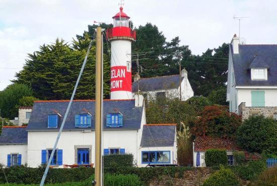 Holiday house in Moëlan-sur-Mer, Brittany - Doëlan