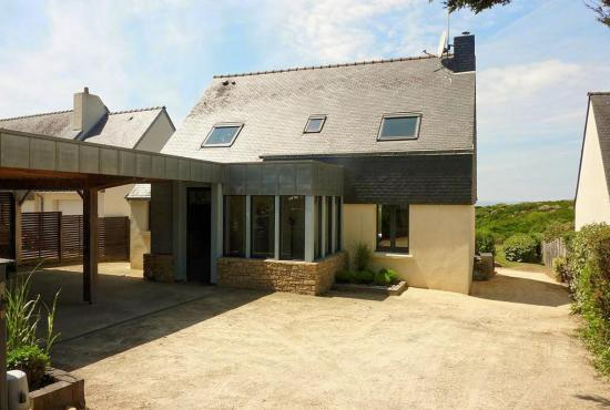 Holiday house in Moëlan-sur-Mer, Brittany -