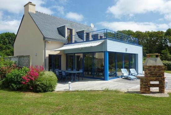 Vakantiehuis in Moëlan-sur-Mer, Bretagne -