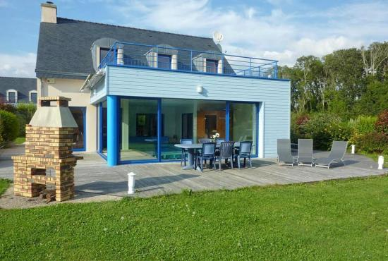 Ferienhaus in  Moëlan-sur-Mer, Bretagne -