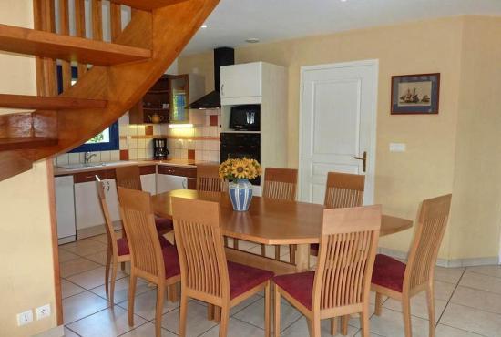 Casa vacanza in Moëlan-sur-Mer, Bretagne -