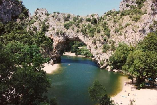 Holiday house in Bessèges, Languedoc-Roussillon - Gorges de l'Ardèche