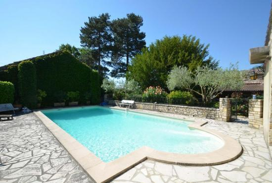 Holiday house in Cornillon, Languedoc-Roussillon -