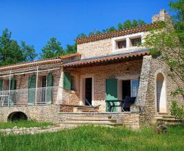 Holiday house in Saint-Jean-de-Maruéjols with pool, in Languedoc-Roussillon.