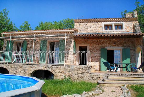Holiday house in Saint-Jean-de-Maruéjols, Languedoc-Roussillon -